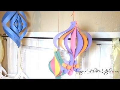 Easy DIY Christmas Decorations - SugarStilettosStyle