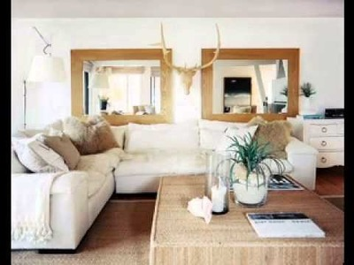 Easy DIY Neutral living room decorations ideas