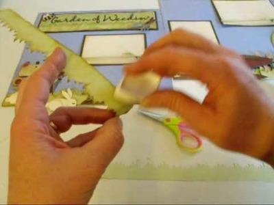 Episode 9 - Part 2: Garden of Weedin' Scrapbook Embellishments Series