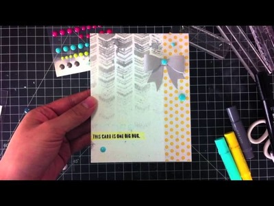 Faber-Castell Design Memory Craft 50's Diner Gelatos & SSS Exclusives