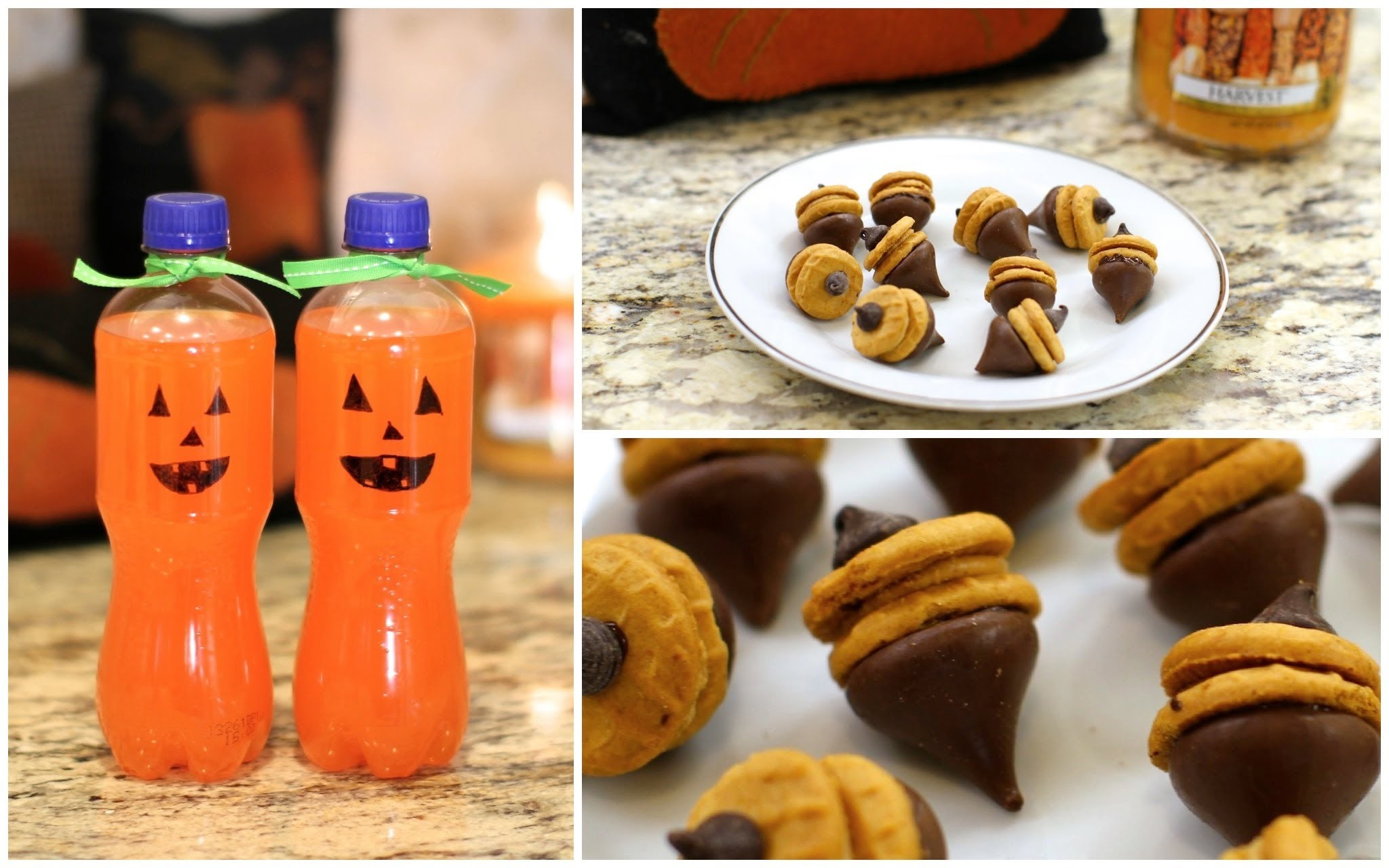 Fall Treats | DIY Autumn Party Food Ideas