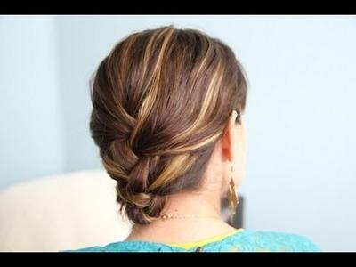 French Braid & Tuck | DIY Hairstyles | Cute Girls Hairstyles
