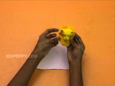 How to Make a Lion with Clay