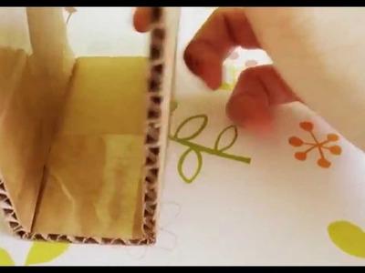 HowTo: Card Board-Paper Box