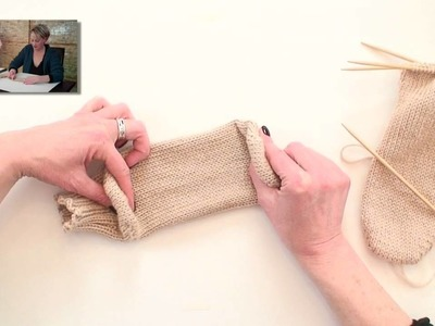 Learn to Knit Toe-Up Socks, Part 4