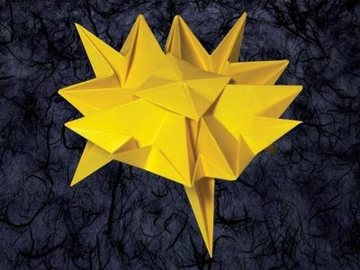 Origami Squishy Blob (Jeremy Shafer)