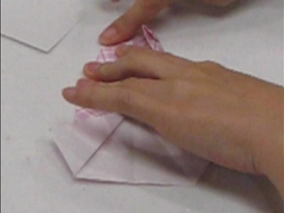 Origami: T-shirt Envelope.wmv