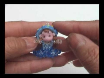 Swarovski Crystal Doll by All-Cool-Crafts in fast-motion