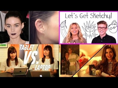 This Week on POPSUGAR Girls' Guide: An Edgy DIY, the Tablet vs. Laptop Debate, and More!