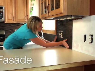 What's Fasade? Backsplash Ideas