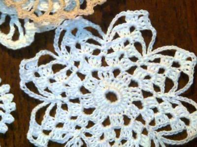 Crochet Mini Doilies