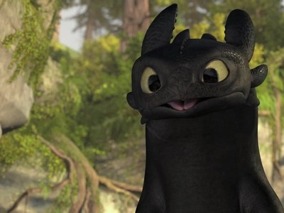 DIY how to train your dragon 2 Toothless inspired Tshirt. No sew! (Toothless looks weird edition)