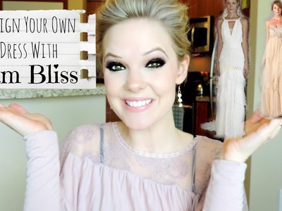 DIY PROM: Design Your Own Dress With SEAM BLISS