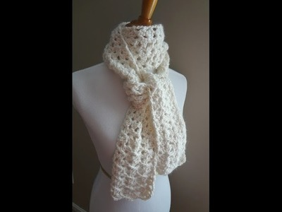 Episode 8: How to Crochet the Vanilla Bean Scarf