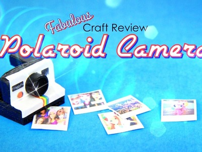 Fabulous Craft Review: Polaroid Camera
