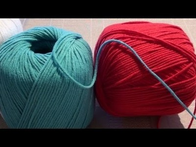 How to Keep Yarn from Rolling Away