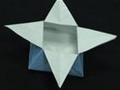 How To Make An Origami Star Box