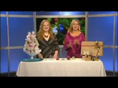 Kids Handmade Christmas Ornament Ideas - Dollar Store Crafts on Fox 12