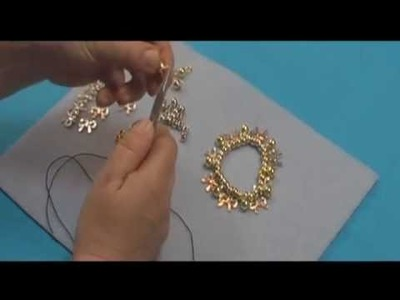 Make a Gold and Silver Charm Bracelet