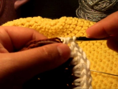 Tutorial on how to crochet a Despicable Me Character Minion  Beanie.