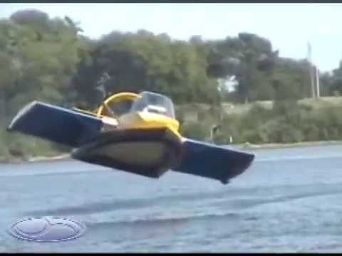 Universal Hovercraft - UH-18SPW Hoverwing™ Flying Ground Effect Hovercraft