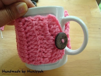 Vol 02 - Crochet Pattern for Mug Cozy Tutorial