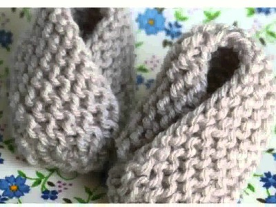 Baby Booties Knit Pattern  New Pictures