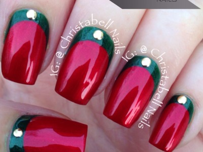 ChristabellNails Ruffian Nails with Studs Tutorial