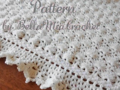 Crochet Pattern for Blanket - neacore