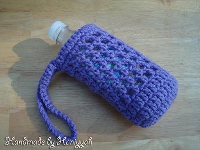 Crochet Pattern for Water bobble Carrier Holder Bag