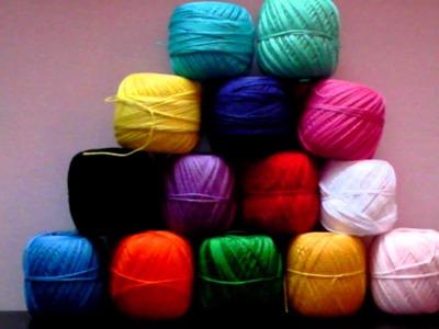 Cute, kawaii crochet charms (amigurumi)