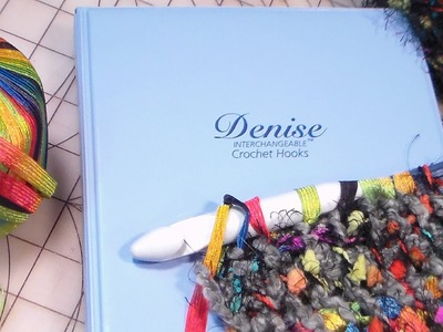 Denise interchangable crochet hooks review demo