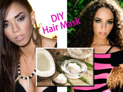 DIY Hair Mask for Hair Growth & Damaged Hair & My Top Hair Products!