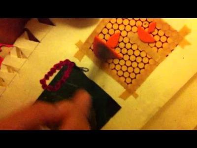 DIY: How to make Tihar greeting card