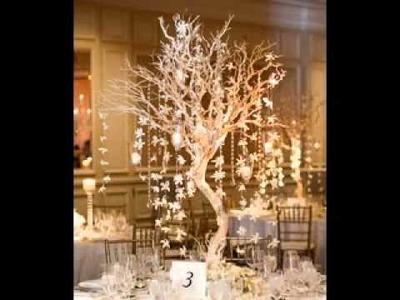 DIY Wedding centerpiece decorating ideas