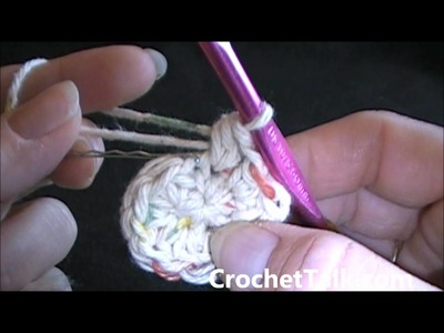 How to Crochet a Candle Cover Part 1
