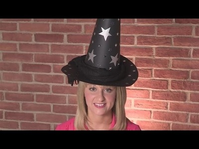 How To Make Witch Hats