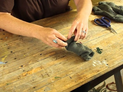 How to Recycle Wool Socks : Recycled Crafts