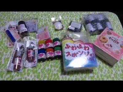 Japan Haul 2014 (Pt.2): Joyful Honda & Crafts