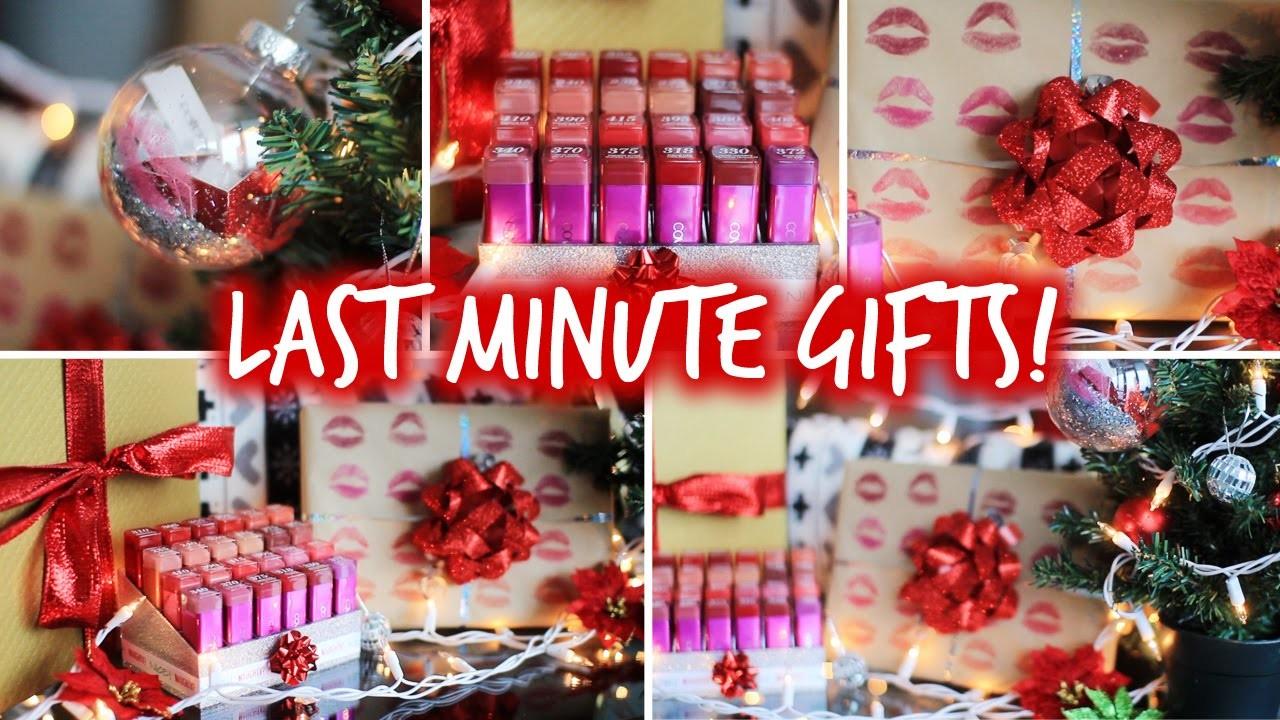 Last Minute DIY Christmas Presents for Boyfriends & Friends! | LaurDIY