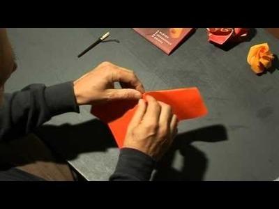 Origami Rose no1