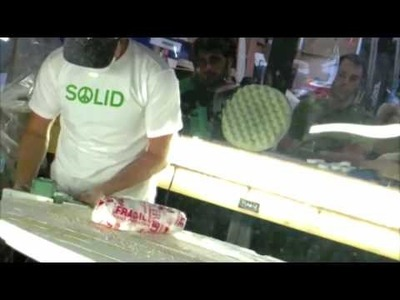 Solid Surfboard Shaping & the Sacred Craft Surfboard Expo 2009