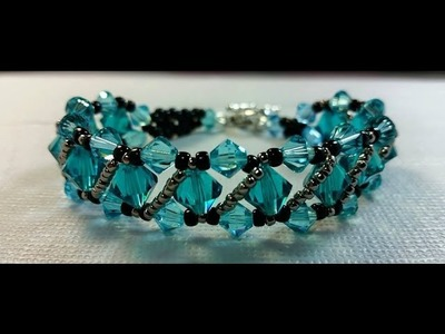 (Tutorial) Swarovski Passion Bracelet ( Video 131)
