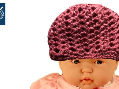 Crochet Baby Hat Left Hand - Crochet Geek