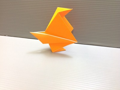 Daily Origami: 030 - Chick