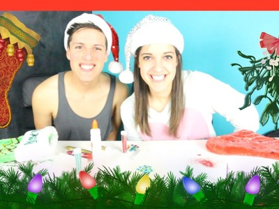 DIY- XMAS STOCKINGS WITH DAYVIIDEO #DAT