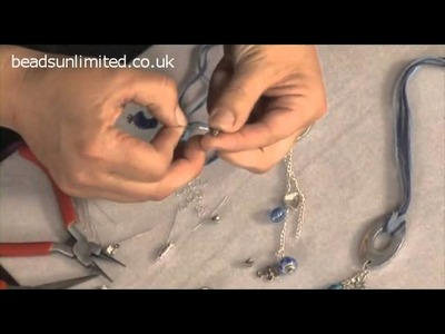 Hanging Cluster - The Beginners' Guide to Beading