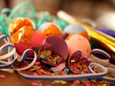 How to Make New Year's Cascarones (Kid Friendly DIY Craft Idea)    KIN PARENTS