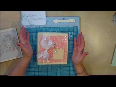 Interactive Pages for 6x6 Mini Scrapbook