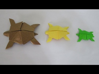 INTRODUCTION - Origami Kissing Crane, Mouse & Turtle